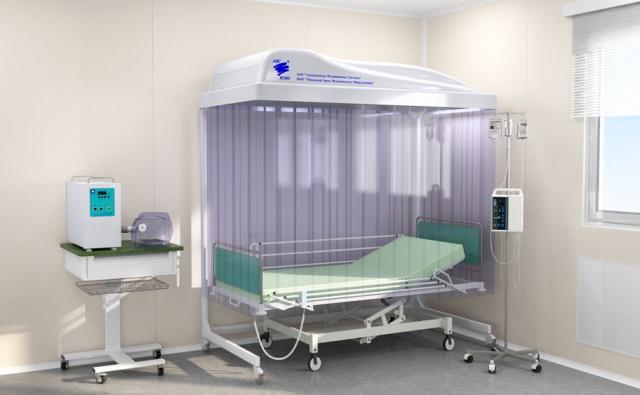 Thumbnail for - Приобретение оборудования для Отделения реанимации и интенсивной терапии (ТКМ) НИИ Детской онкологии и гематологии