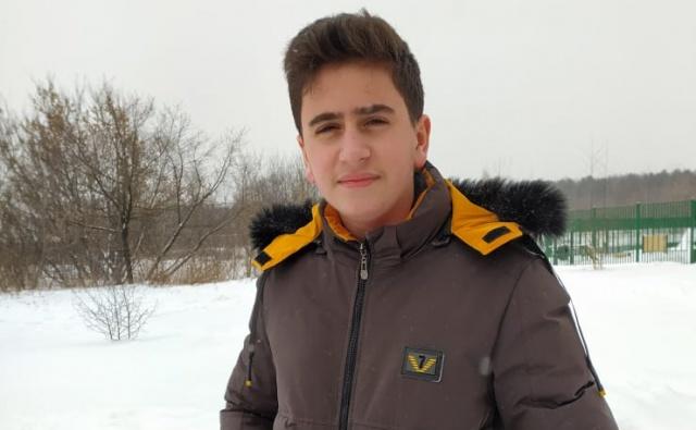 Thumbnail для -  Вугар Багиров, 14 лет